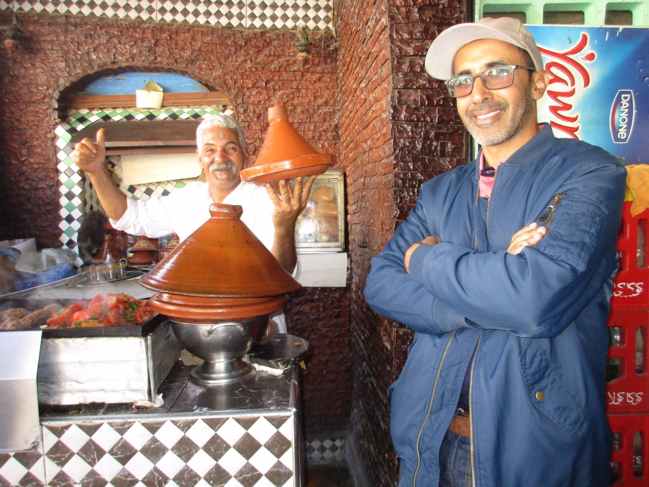 FOUR THINGS  TO DO TO ENJOY MOROCCO FOODS_0
